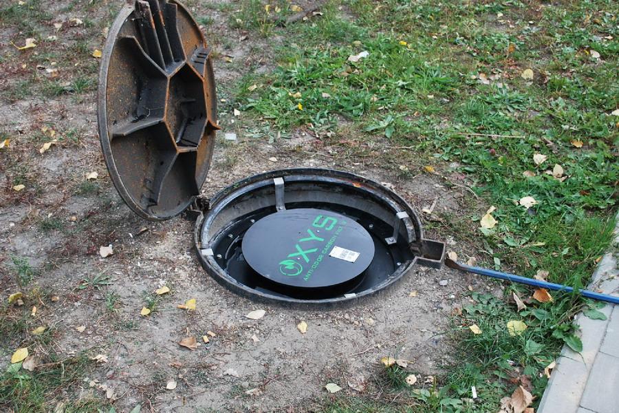 OXYS szénszűrő - beépités6
