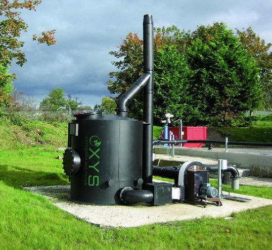 oxys szénszálas szűrőrendszerek csatornaszag ellen