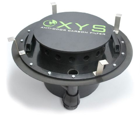 OXYS termékek - szagellenes szénszűrők, csatornaszag ellen